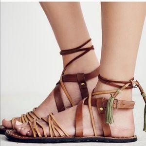 Free People Willow Gladiator Sandal